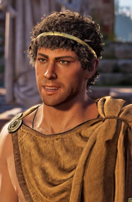 Adonis Assassin S Creed Wiki Fandom