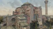 ACR Hagia Sophia closeup