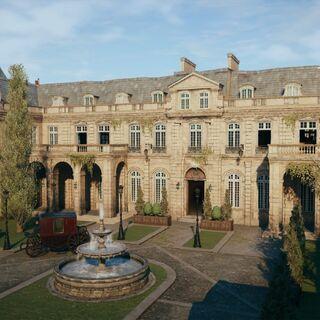 Hôtel des Menus Plaisirs