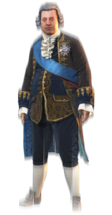 ACU Louis XVI BDA