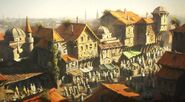 ACR Constantinople Galata concept