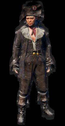 ACU Capitaine Rose BDA
