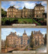 ACU Le Palais du Luxembourg concept