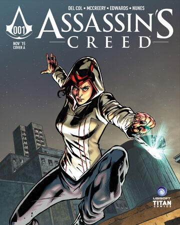 Assassin S Creed Titan Comics Assassin S Creed Wiki Fandom