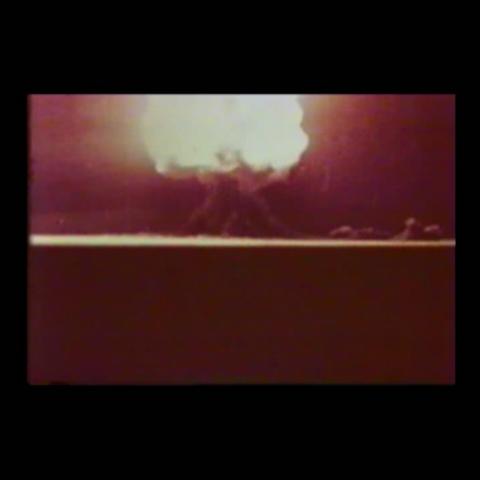 奥本海默的原子弹测试