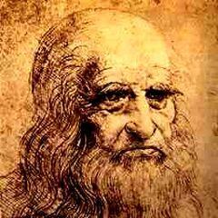 Portrait de <b>Léonard de Vinci</b>
