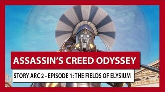 STORY ARC 2 - EPISODE 1 THE FIELDS OF ELYSIUM