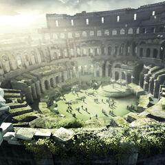 Échos des ruines romaines