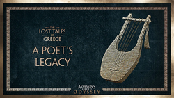 ACOD LTOG The Poet's Legacy Promo Image
