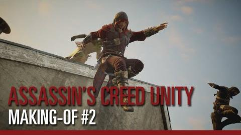 Assassin's Creed Unity - Making-of 2 Personnalisation et Mode Coop