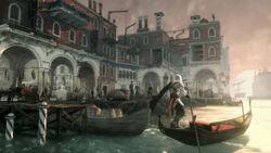 ACII Venise Gondole