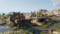 ACO Camp de chasse romain de Collis