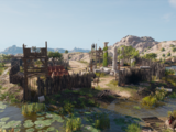 Camp de chasse romain de Collis