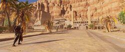 ACO CotP Bayek Temple of Hatshepsut