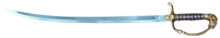 ACR Admiral Lion sword