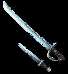 ACRogue Hanger Sword
