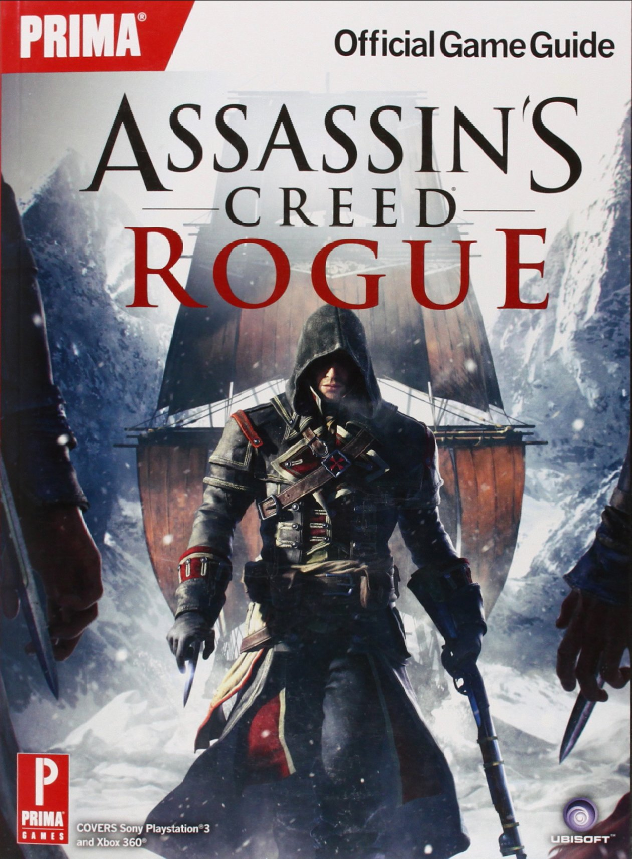 Assassins Creed Rogue Official Game Guide