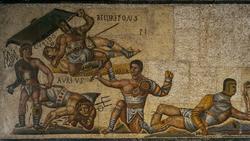 DTAE Gladiator Mosaic 2