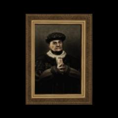 Portrait dans la villa Auditore