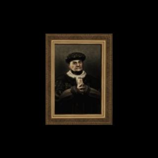 Portrait d'Emilio Barbarigo dans la villa Auditore