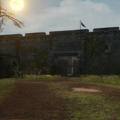 圣-让堡垒