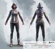 ACI Galina Voronina concept hood