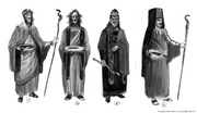 ACOD Cult of Kosmos Concept Sketches 02