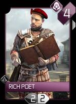 ACR Rich Poet