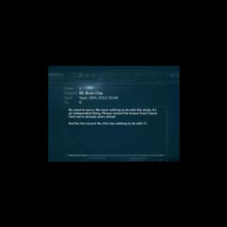 La réponse de Vidic à Rikkin