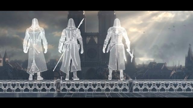 Assassin's Creed 2014 Cinematic Breakdown