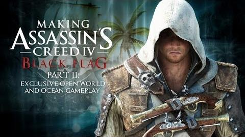 Assassin's Creed 4 Making of Black Flag - Creating a Next-Gen Open World Caribbean (Part 2)
