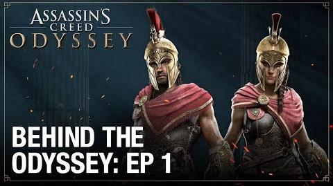Assassin's Creed Odyssey Ep. 1 - RPG Mechanics Behind the Odyssey Ubisoft NA