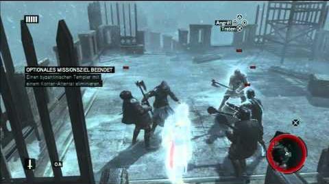 Assassin's Creed Revelations Walkthrough, Part 1 Der Galgenstrick