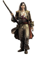 Concept Art Mary Read