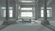 AC1 Abstergo Lab Back