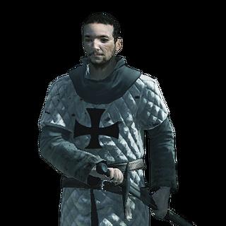 條頓騎士團的士兵