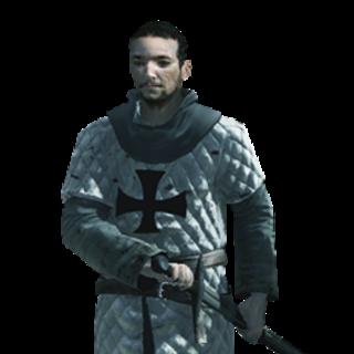 条顿骑士团的士兵