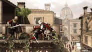 ACII Florence Toits Duomo Combat