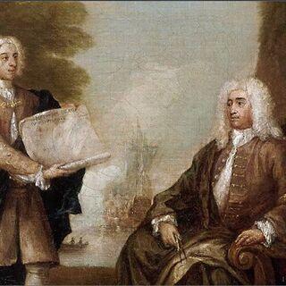 一份1729年的油画,出自<a href=