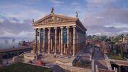 ACOD Piraeus Temple of Asklepios