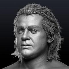 蘇格拉底的頭部塑像