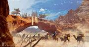 ACO Desert Concept Art - Erin Abeo