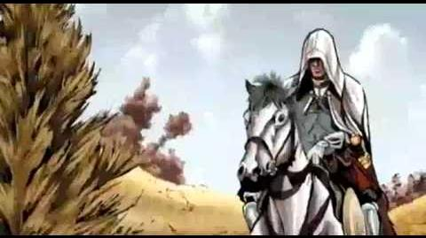 Assassin's Creed. Desmond (komiks)