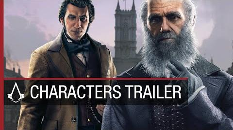 Assassin's Creed Syndicate Historical Characters Trailer US-1