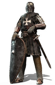 Knight hospitalier