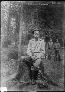 Nicholas II last photo
