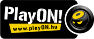 PlayON logo partnereknek