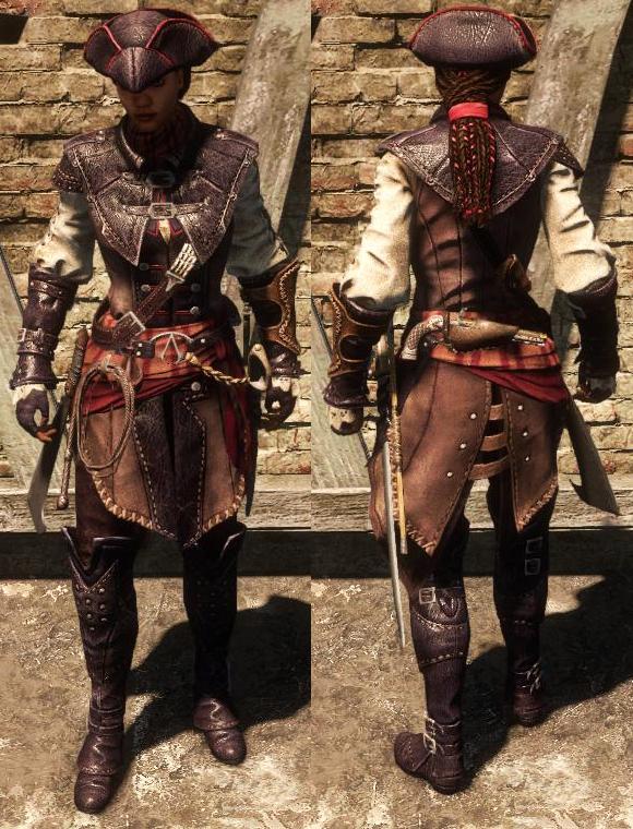 Assassins Creed Assassin robe blanche