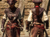 Assassin's Creed III: Liberation outfits