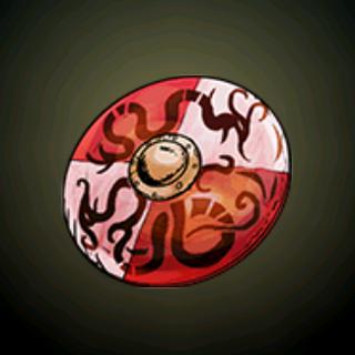 维京盾 - 特殊的盾牌握法,让维京人可以将之用于侵略和防御工具。